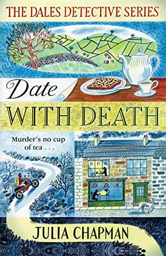 Date with Death (The Dales Detective Series Book 1) by [Chapman, Julia]