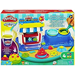 Play-Doh A5013E24 - Set Pasta da Modellare Sforna Magie