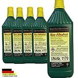 5 litros de etanol Bio