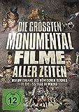 Die größten Monumentalfilme aller Zeiten [3 DVDs] - Samuel Bronston