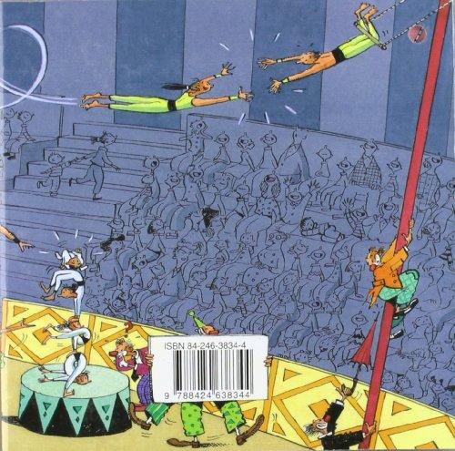 El circo (Espacios) libros de leer gratis