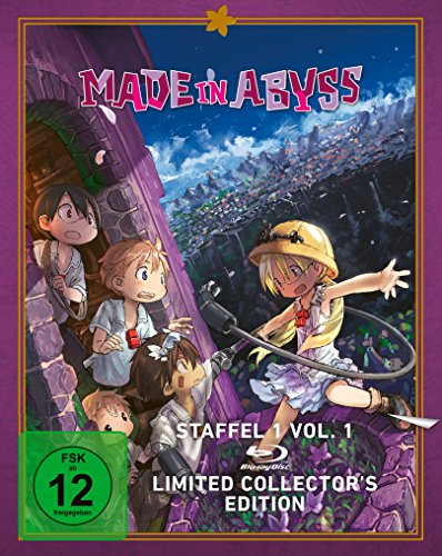 Made in Abyss - Staffel 1.Vol.1 - Limited Collector's Edition [Blu-ray] Voller Bling