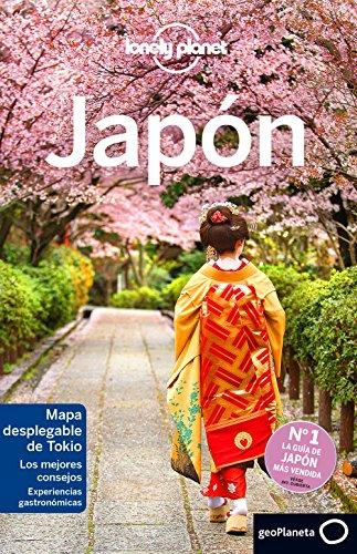 Portada del libro Japón 5 (Guías de País Lonely Planet)