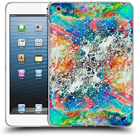 Ufficiale Caleb Troy Fender Bender Vivido Cover Morbida In Gel Per Apple iPad mini 1 / 2 / 3 - Licenza Ufficiale Mini Fender