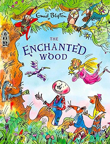 The Enchanted Wood Gift Edition (The Magic Faraway Tree) por Enid Blyton