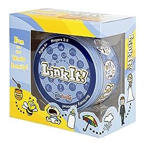 PikyKwiky LinkIt Card Game - Original Theme