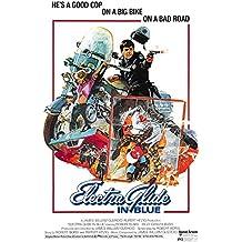 Electra Glide In Blue Movie Poster Masterprint (60,96 x 91,44 cm)