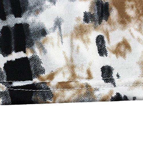 Novias Boutique Damen Rock Gr. X-Large, rote streifen Landscape Painting