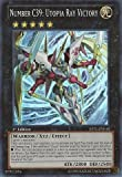 Yu-Gi-Oh! - Number C39: Utopia Ray Victory (JOTL-EN048) - Judgment of the Light - 1st Edition - Super Rare by Yu-Gi-Oh!