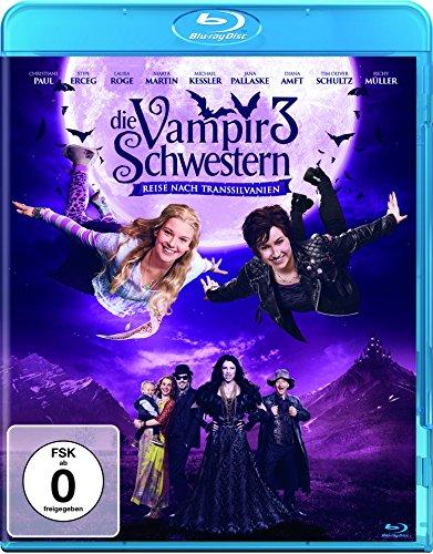 Vampirschwestern – Reise nach Transsilvanien [Blu-ray]