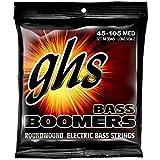 GHS M3045 Set de cordes pour guitare basse Medium 45-105