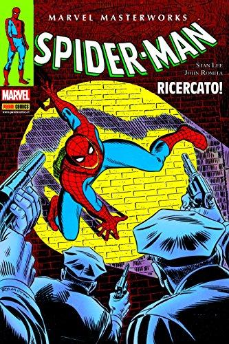 Ricercato! Spider-Man: Marvel Masterworks Spider-Man 8
