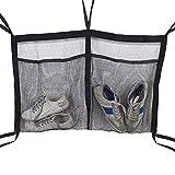 Aufbewahrungstasche Schuhtasche Netztasche Schuhnetz für Gartentrampolin Zubehör