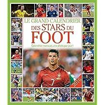 Le grand Calendrier des stars du foot 2016