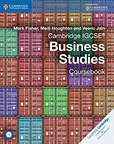 Cambridge IGCSE business studies. Coursebook. Per le Scuole superiori. Con CD-ROM. Con espansione online