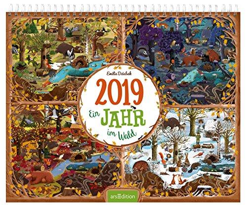 Ein Jahr im Wald 2019 (Tag Wald Im Ein)