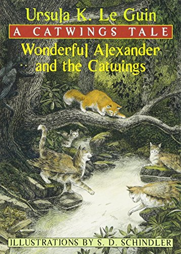 Wonderful Alexander and the Catwings: A Catwings Tale por Ursula K. Le Guin