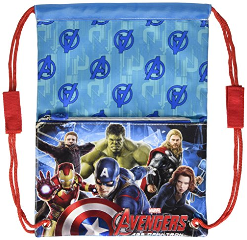 Hasbro Marvel - Bag of The Avengers: The Age of Ultron Gym Bag