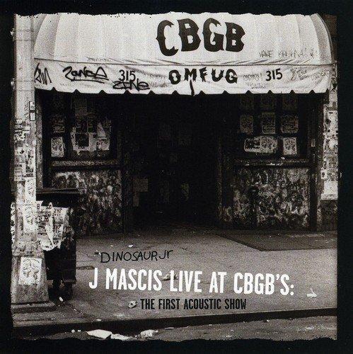J Mascis Live At CBGB's: The First Acoustic Show (CIMS Exclusive)