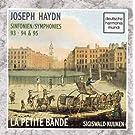 Haydn - Sym. 93, 94 & 95