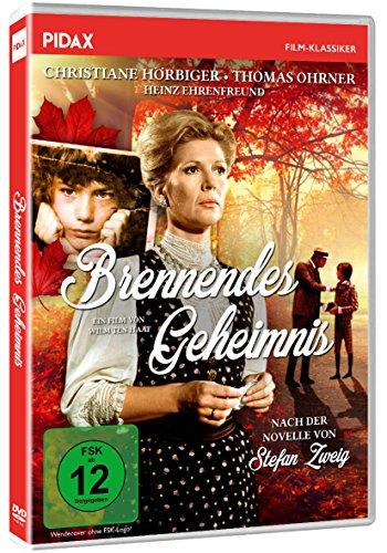 Brennendes Geheimnis / Hochwertige Literaturverfilmung des Romans von Stefan Zweig mit Christiane Hörbiger und Thomas Ohrner (Pidax Film-Klassiker) - 2
