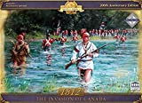 Image for board game Academy Games ACA05312 1812 The Invasion Of Canada Board Game