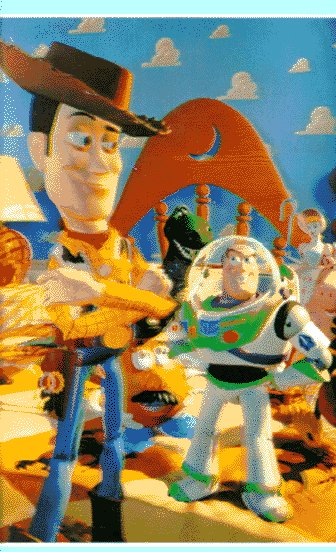 Click for larger image of 'Toy Story': the Art and Making of the Animated Film