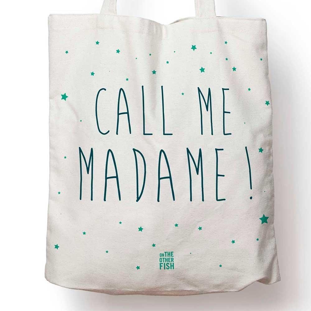 Borsa - Tote Bag Call Me Madame
