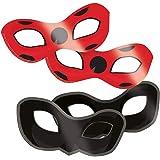 Aucun Miraculous Ladybug 8 máscaras