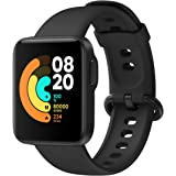 Xiaomi Mi Watch Lite Smartwatch Sport Fitness Tracker 3,6 cm (1,4 inch), TFT-display, 5 ATM, weerstand, hartslagbewaking, sla