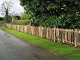 Countryside Chestnut Fencing 3ft High x 30ft Length (9.2mtrs)