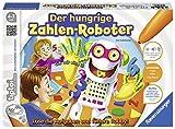 tiptoi Der hungrige Zahlen-Roboter: Löse die Aufgaben und füttere Robby!