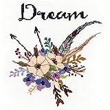 Janlynn Kits de Flores sueño de