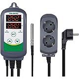 Inkbird ITC-308EU Regulateur de Temperature Prise Thermostat Chauffage Refroidissement Thermostat Numérique Thermostat…