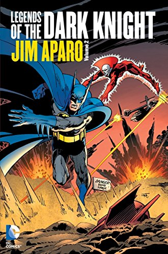 Legends of the Dark Knight Jim Aparo Volume 2 HC (Batman)