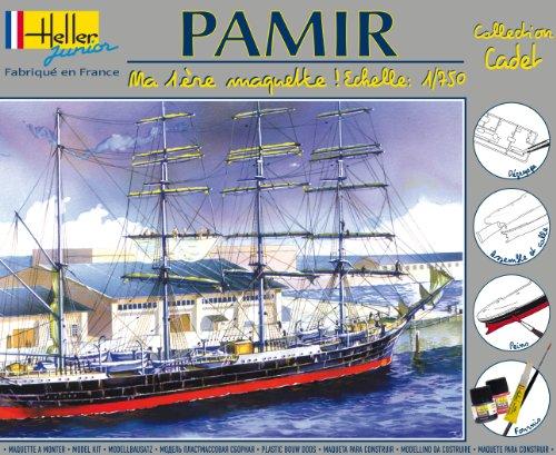 Preisvergleich Produktbild Heller 49058 Modellbausatz Pamir