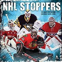 NHL Stoppers 2018 Calendar