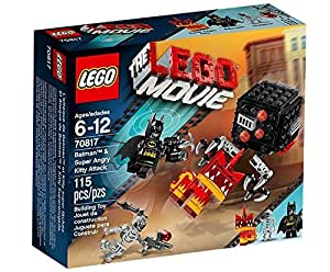 LEGO Movie 70817 - Batman e L'Attacco di Furia Kitty