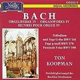 Bach: Orgelwerke IV