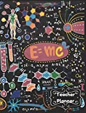 Best Academic Planners - Teacher Planner: Scientific Chalk Art : Teacher Planner Review