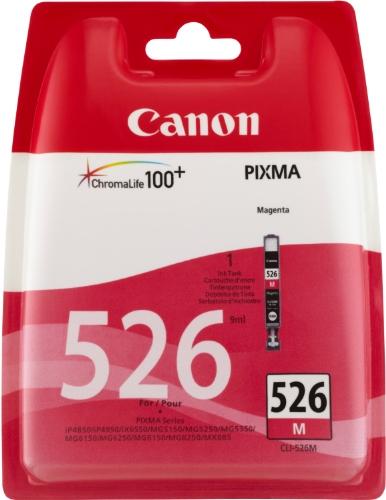 Canon CLI-526 M Tintenpatrone 9ml, magenta
