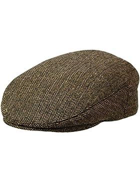 Brixton Hooligan - Gorra plana para hombre - marrón