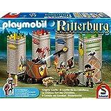 Schmidt Spiele playmobil Ritterburg - Auf der Suche nach dem Edelstein-Schatz