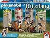 Schmidt Spiele  Playmobil, Ritterburg, Auf der Suche nach dem Edelsteinschatz