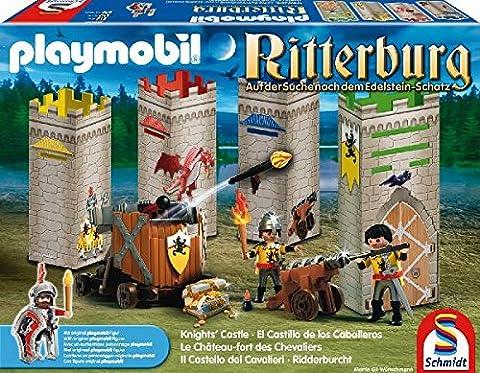 Schmidt Spiele - 40561 - Jeu De Réflexion - Playmobil