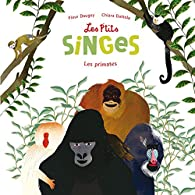 Les p'tits singes par Daugey