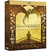 Game of Thrones (Le Trône de Fer) - Saison 5 - Blu-ray - HBO