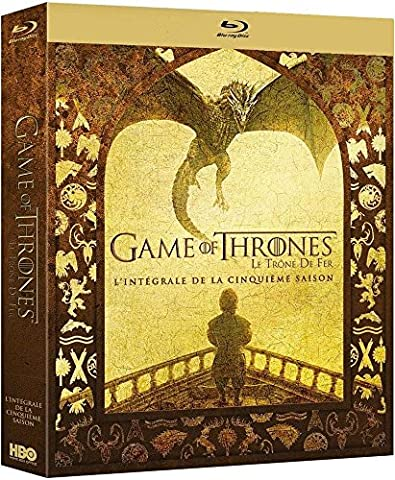 Spectre Blu-ray - Game of Thrones (Le Trône de Fer)