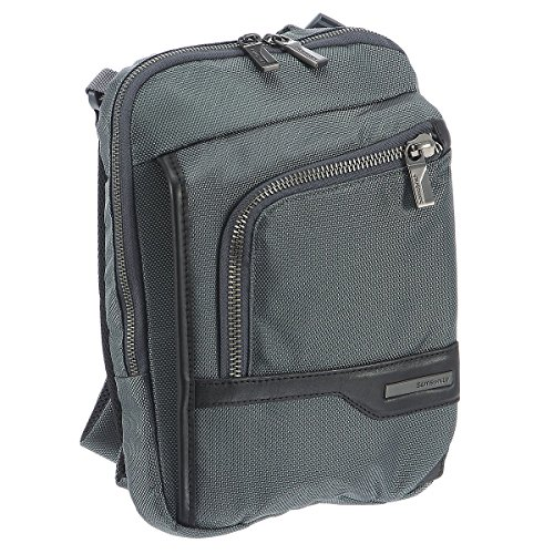 "Samsonite Gt Supreme 2In1 Tabl. Slingpack 9.7"", 5 L, Grey(Grey)"