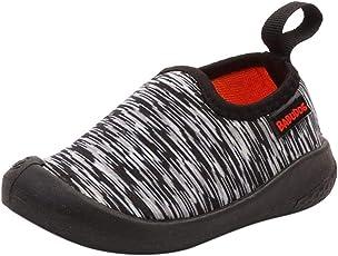 Saingace Baby Toddler Little/Big Boys Girls Canvas Casual Sneaker Slip-On Anti-Slip Running First Walking Shoes